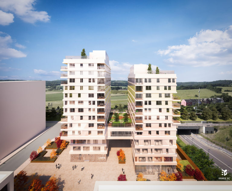 CAPELLI TOWERS – BELVAL